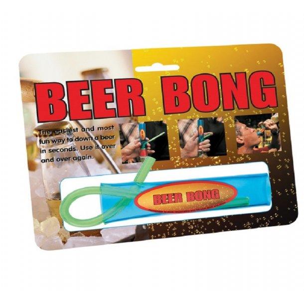BOTTLE BEER BONG