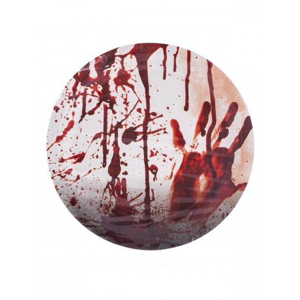 BLODIGE TALLERKNER