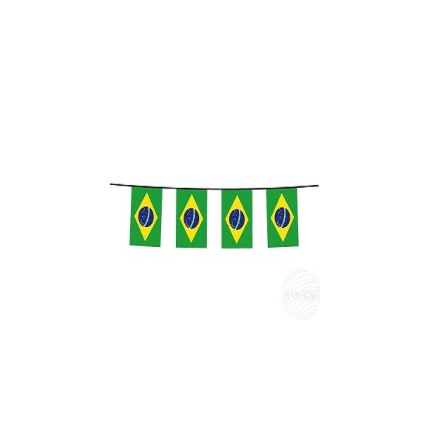 BRASILIEN FLAGBANNER