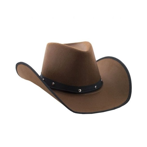 BRUN COWBOY HAT