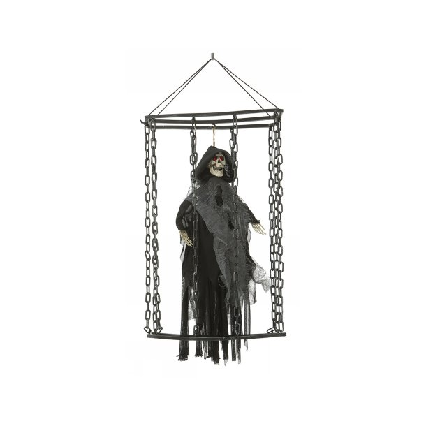 CAGED BLACK REAPER