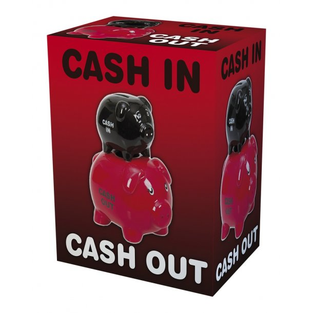 CASH IN CASH OUT