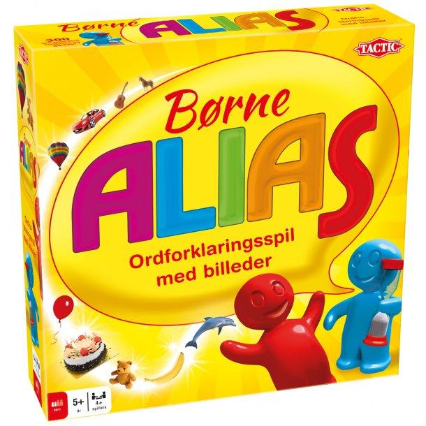 BØRNE ALIAS
