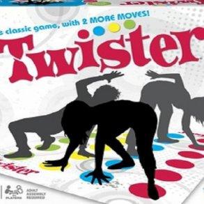 Twister spil