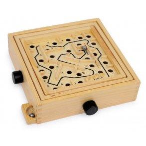Labyrint spil