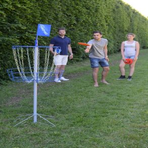 Frisbee / Disc golf