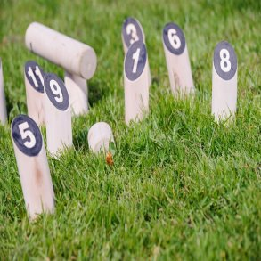 Number Kubb